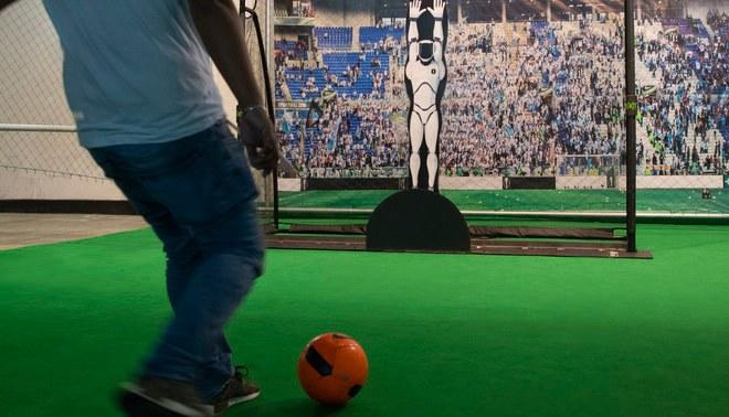 Copa América 2019: Conoce al robot arquero peruano que desafiará tu destreza