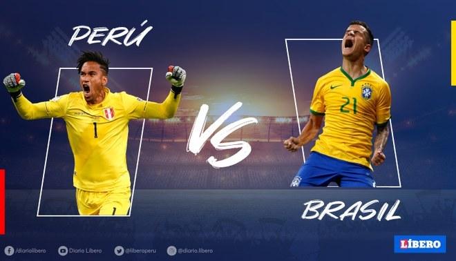 Image Result For Peru X Brasil En Vivo Espn