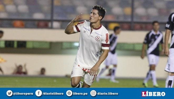 Carlos Olascuaga quiere salir campeón con Universitario | FOTO: GLR