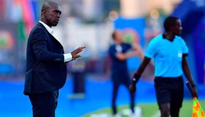 Clarence Seedorf fue duramente criticado tras ser cesado como entrenador de la Selección de Camerún.   Foto: @SC_ESPN