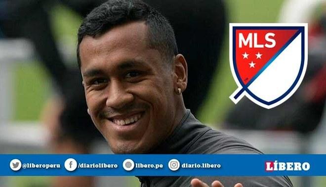 Renato Tapia recibió ofertas de equipos de la Major League Soccer para la próxima temporada. FOTO: Composición