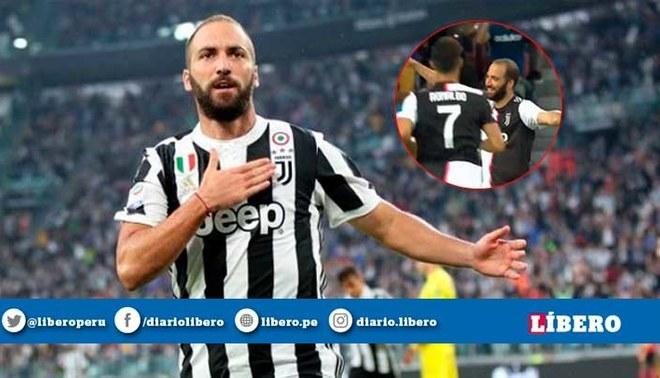 Juventus vs Tottenham: Gonzalo Higuaín marcó un golazo por la International Champions Cup 2019 [VIDEO]