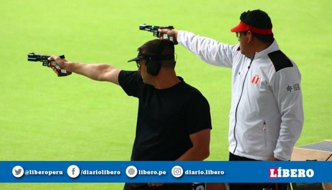 Marko Carrillo conquistó la medalla de bronce en los Juegos Panamericanos de Lima 2019. Foto: coperu.org