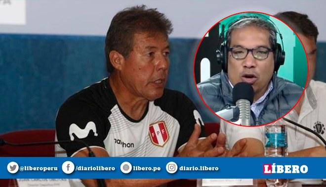 Alfredo Honores pierde los papeles y explota contra Alan Diez [VIDEO]