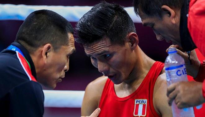 Boxeador Leodan Pezo da a conocer sacrificios de cara a Lima 2019. Foto: Juan Carlos Guzman / Lima 2019