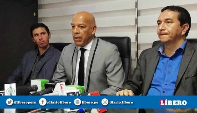 Roberto Mosquera no es más técnico del Royal Pari de Bolivia.