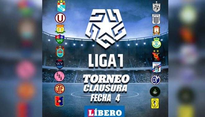 Liga 1 EN VIVO: Programación y tabla de posiciones de la fecha 4 del Clausura 2019
