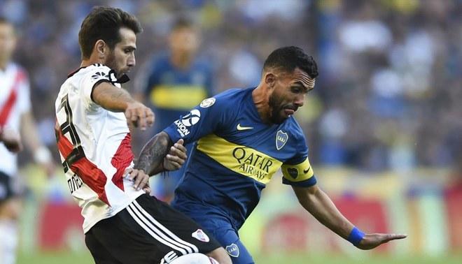 Boca Juniors vs River Plate. El superclásico de Argentinaestá a la vista en la Copa Libertadores 2019