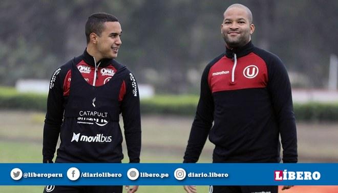 Alberto Rodríguez está listo para reaparecer con la camiseta de Universitario.