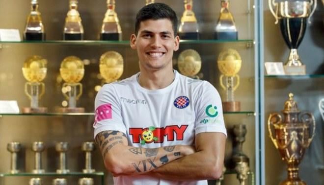 Iván Bulos continuará su carrera en el fútbol europeo. Foto: