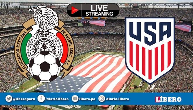 México vs Estados Unidos [TUDN en vivo] Gratis Azteca TV y
