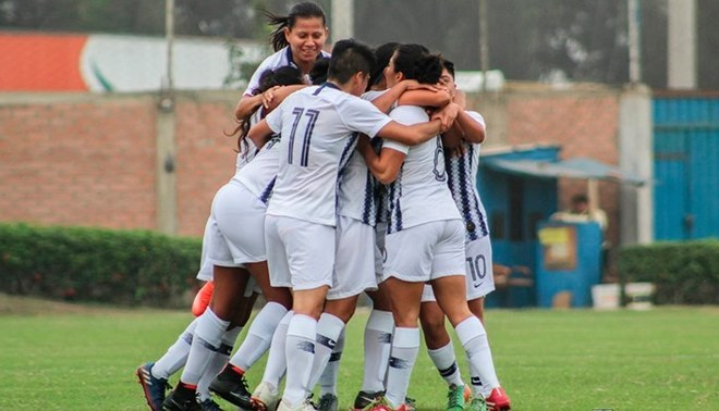 Alianza Lima le brinda apoyo y respaldo a su equipo femenino de fútbol | Foto: Alianza Lima