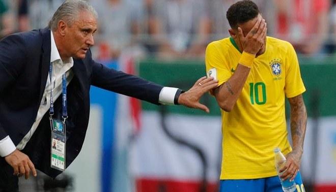 Perú vs. Brasil: Tite explicó la razón de dejar en el banco a Neymar en la derrota ante la Bicolor