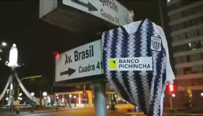 Comando Sur asegura que en Alianza Lima no sabían nada de publicidad de Banco Pichincha