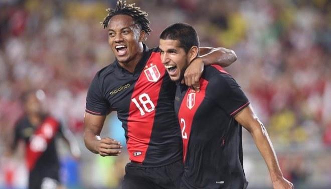 Perú vs. Brasil: así fue la narración brasileña del agónico gol de Luis Abram