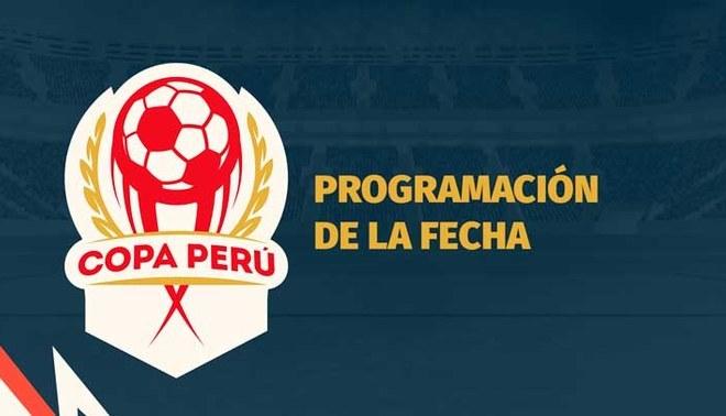Copa Perú 2019: Programación, resultados y tabla de posiciones de la segunda fecha de la Etapa Nacional