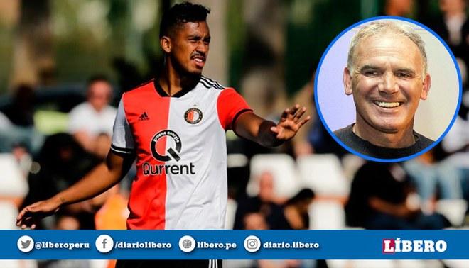 Sjaak Troost espera llegar a un buen acuerdo con Renato Tapia. Foto: Reuters