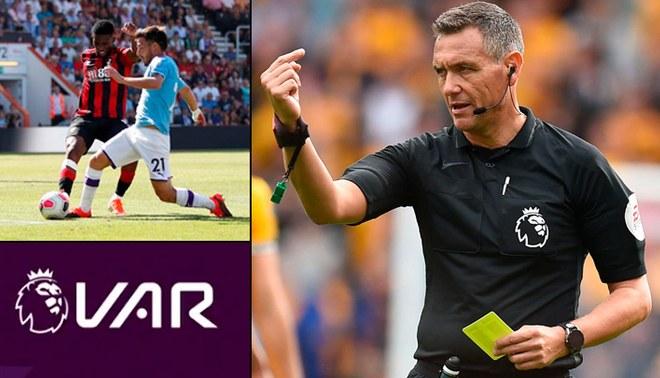 Premier League: Revelados los 4 grandes errores del VAR en Inglaterra. | Foto: Composición Líbero