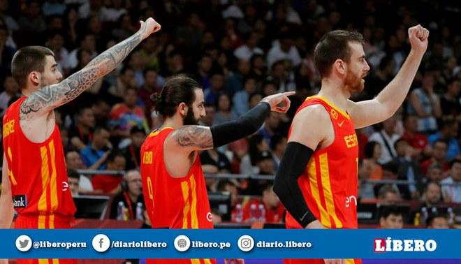 Fue más: España se impuso a Argentina en la final y es el nuevo campeón del mundo. EFE.