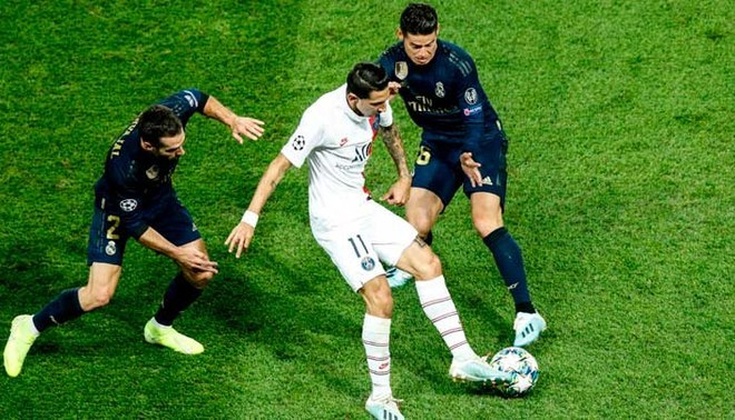 Image Result For Vivo Psg Vs Real Madrid En Vivo Ucl