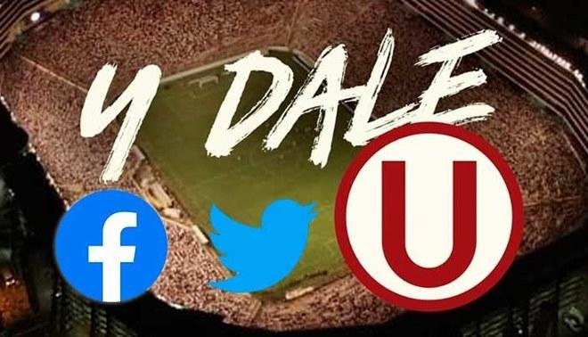 Universitario de Deportes anuncia nueva cuenta de Facebook y Twitter