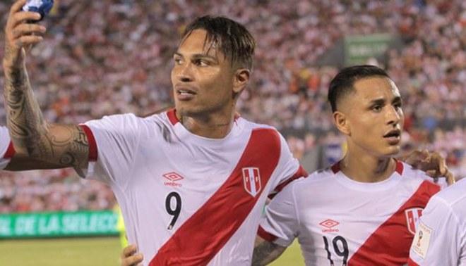 Selección Peruana| Yotún reveló que le dedicó unas palabras de aliento a Paolo Guerreroantes de la final de la Copa de Brasil.