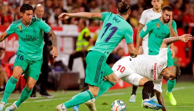 Image Result For Vivo Sevilla Vs Real Madrid En Vivo Hora