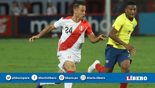 Selección Peruana: Cristian Benavente respuesta cuando fue consultado por su regreso a la bicolor  | FOTO: GLR