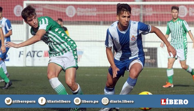 Alessandro Burlamaqui entre los mejores jóvenes del mundoa, según The Guardian. Foto: Espanyol