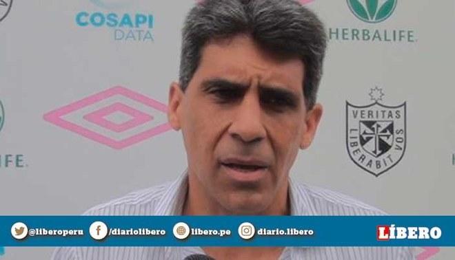 San Martín arremetió contra la FPF por liberación de algunos jugadores de la Sub 23