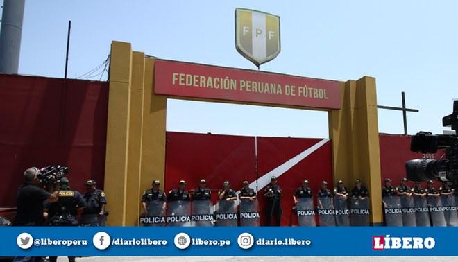 FPF: día clave para el futuro del fútbol peruano