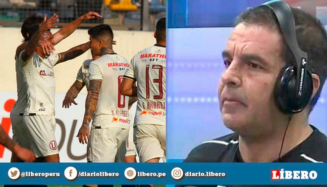 Gonzalo Nuñez afirma que la U es el gran favorito a campeonar en el Torneo Clausura tras apoyar a la FPF