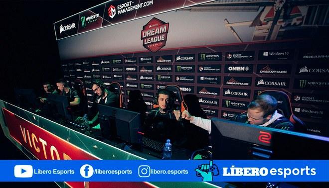 Alliance no ha cedido ningún juego en todo el torneo   Foto: DreamHack