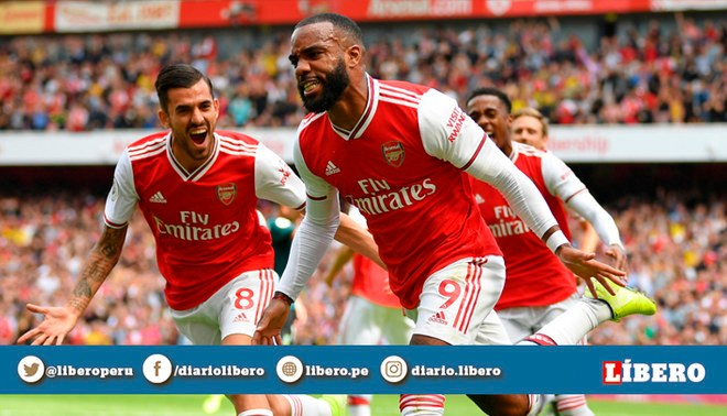 Arsenal vs. Guimaraes, por la tercera jornada de la Europa League | Foto: EFE