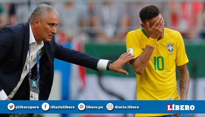 Selección Brasil: Sin Neymar, Tite anunció lista convocados fecha FIFA noviembre   FOTO: EFE