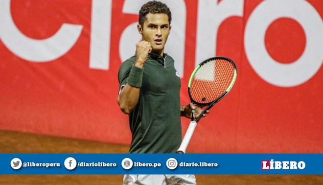 Juan Pablo Varillas: ¿Cuándo y a qué hora busca su pase a las semifinales del ATP Lima Challenger?. Créditos: Gino Salinas (TAM).