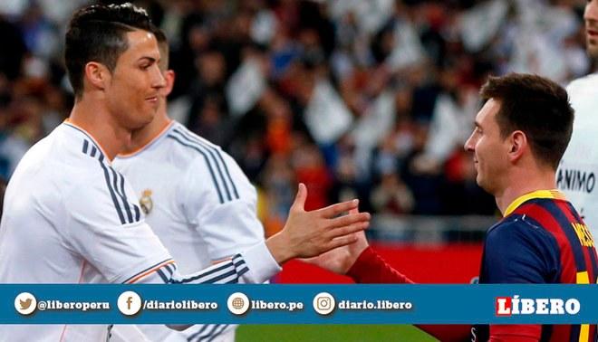Lionel Messi quiere volver a ganar la Champions League con el Barcelona y le responde a Cristiano Ronaldo | Foto: AFP