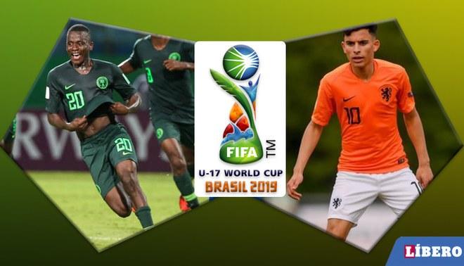 DIRECTV EN VIVO Holanda vs Nigeria VER ONLINE GRATIS por los octavos de final del Mundial Sub 17