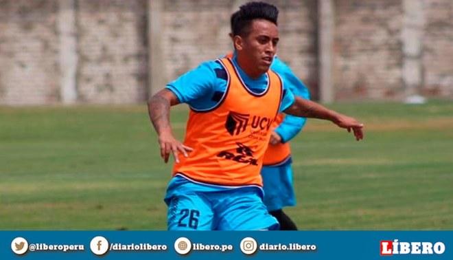 El volante peruano se prepara con su antiguo equipo Créditos: De vuelta al Juego
