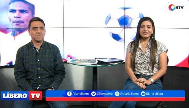 Líbero TV: ¿Ricardo Gareca escuchará el peido de Christian Cueva? Foto: Difusión