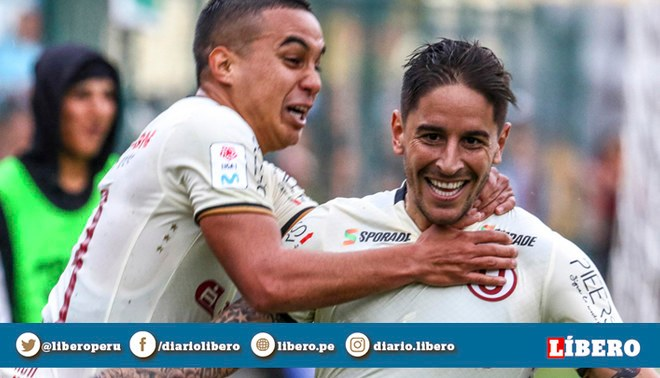 Universitario vs. Ayacucho por la jornada 15 del Torneo Clausura | Foto: líbero