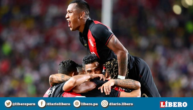 Perú y los amistosos que disputó este 2019 en Estados Unidos. Foto: FPF