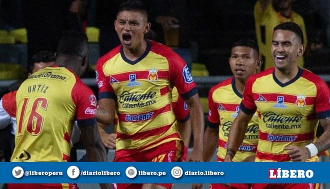 Con Edison Flores de titular: Morelia gana 3-2 con Puebla. Créditos: EFE.