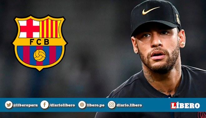Presidente del club no quier tener problemas con el PSG por el fichaje de Neymar | Composición