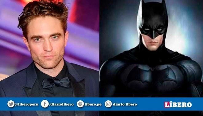 batman, Robert Pattinson, DC