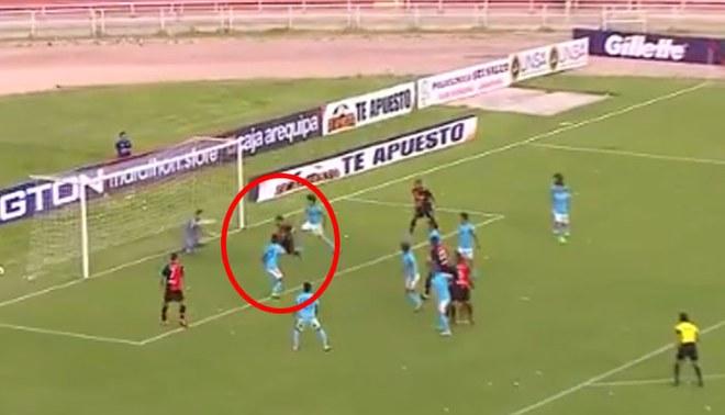 Bernardo Cuesta anota el 2-2 transitorio ante Melgar por el Torneo Clausura [VIDEO]