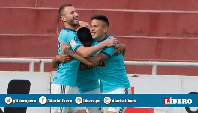 Sporting Cristal ganó 3-2 a Melgar y es nuevo líder del Torneo Clausura 2019