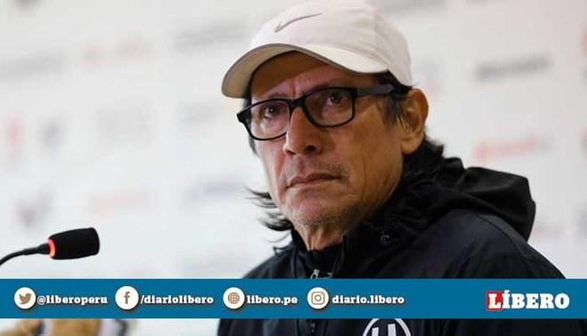 Ángel Comizzo habló sobre triunfo de Universitario ante Ayacucho FC