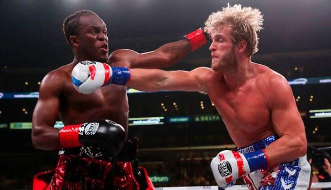 KSI derrota a Logan Paul por decisión dividida en una criticada pelea de boxeo [VIDEO]