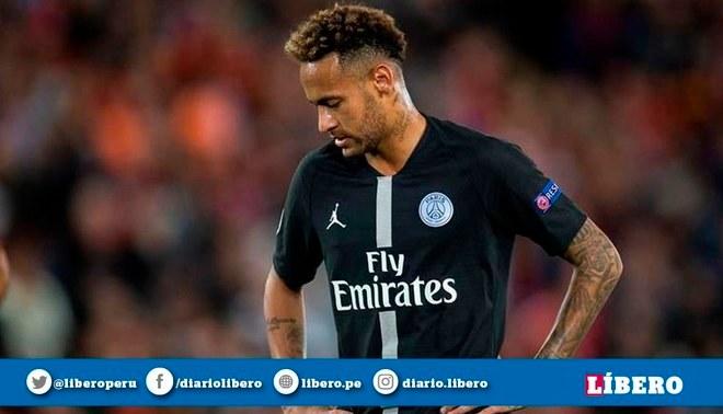 Neymar pasó dos días de fiesta en Barcelona, pese a estar lesionado | FOTO: EFE